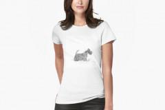 work-75118064-tailliertes-t-shirt