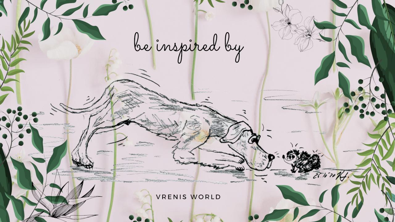 Vrenisworld: Zeichnungen Skizzen Bilder